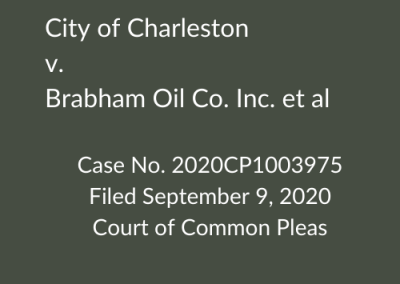 City of Charleston v. Brabham Oil Co., Inc. et al